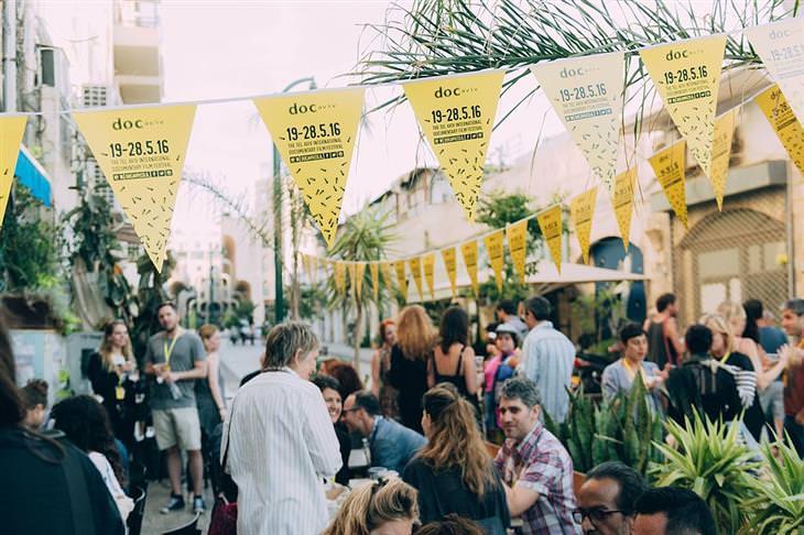 אירועים חינמיים בחנוכה 2017: אירוע דוקאביב של שנת 2016