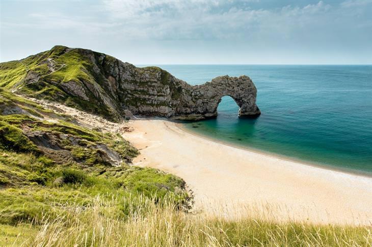 אתרי מורשת עולמית באנגליה: חוף היורה