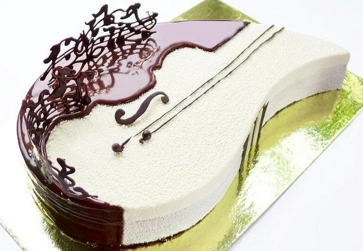 עוגה מוסיקלית