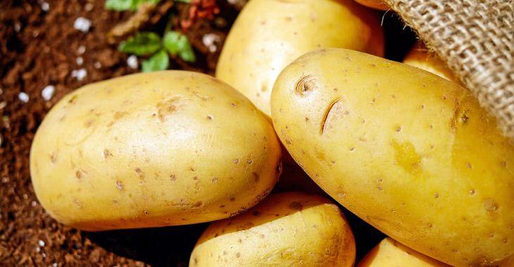 תרופות טבעיות ומפתיעות: תפוחי אדמה