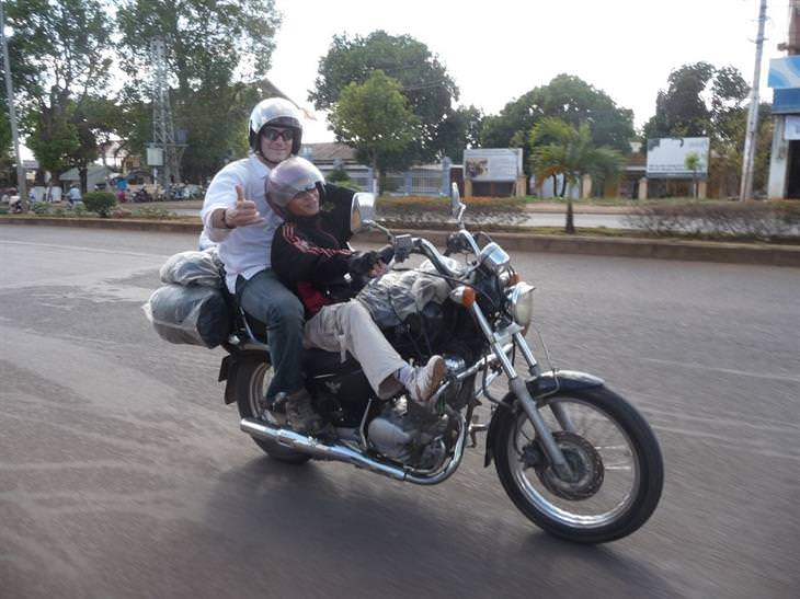 מסע אופנועים בוויטנאם