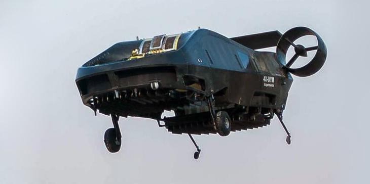 AirMule בזמן טיסה