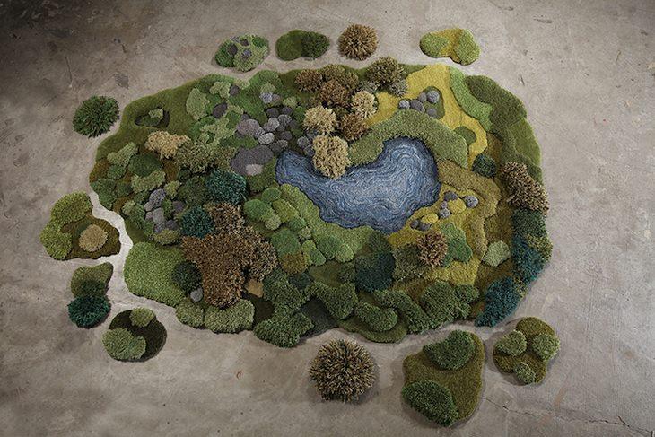 שטיח שטחי מרעה