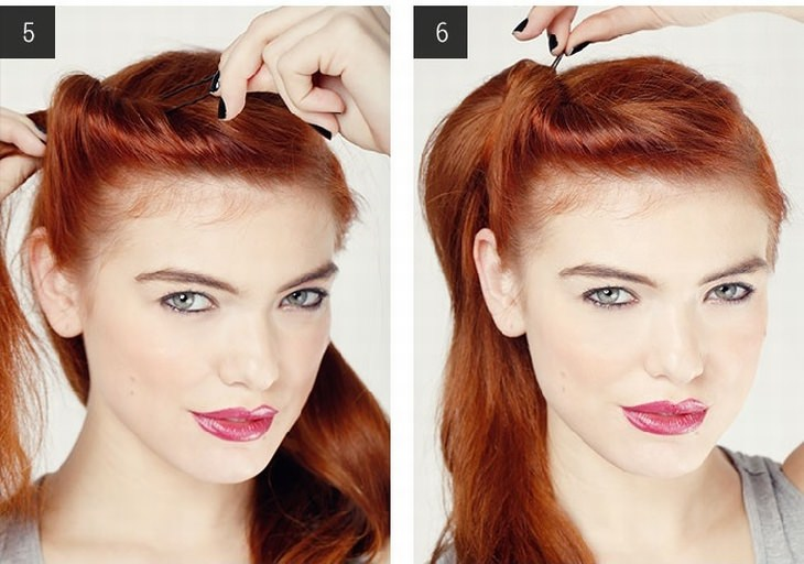 תסרוקות לשיער