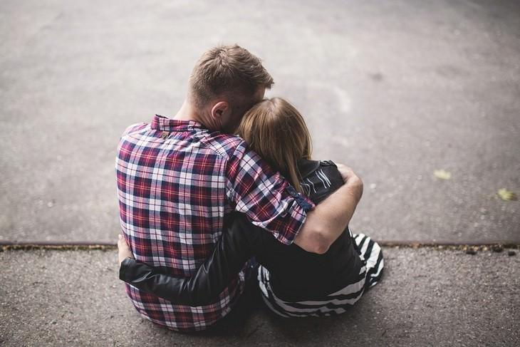 טקסי בוקר של זוגות מאושרים