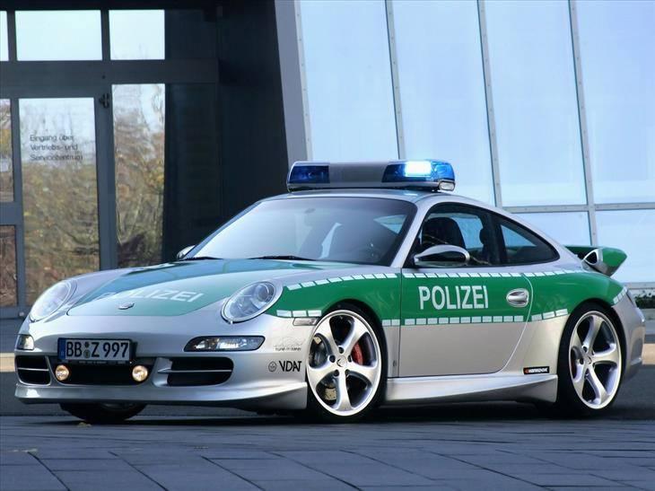 פורשה Carrera 911