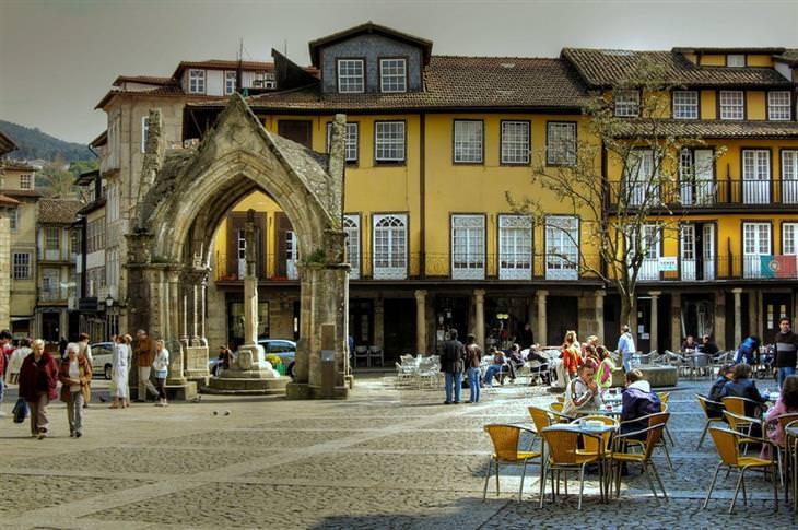אתרי טיולים מומלצים בצפון פורטוגל: גימראייש