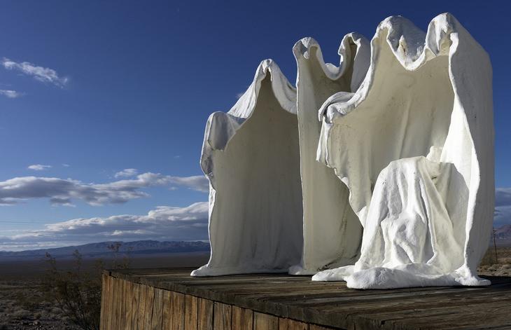 פסלים מפרי חוקי פיזיקה: הסעודה האחרונה