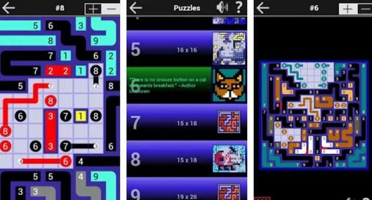 צילומי מסך של המשחק PathPix