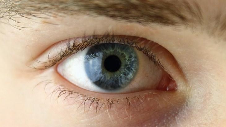 עין בתקריב