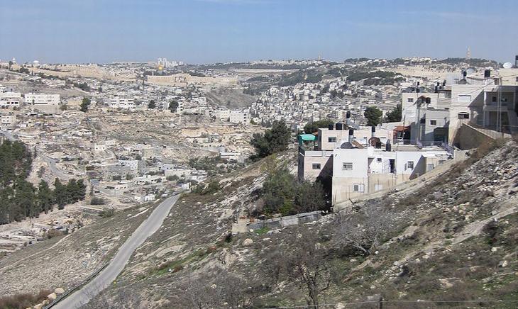 הכביש המכושף בירושלים