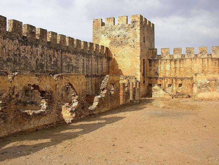 מבצר פרנגוקסטלו
