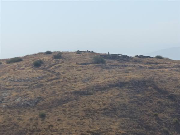 מסלול למיטבי לכת: מבוא חמה לאנדרטת הטייסים התורכיים על שביל גולני