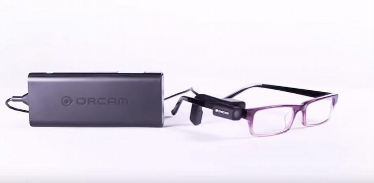 משקפיים ומכשיר אורקם