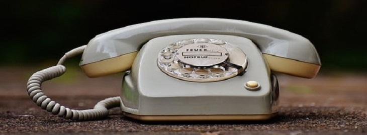 טלפון חוגה