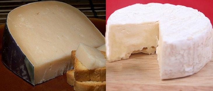 גבינות קשות