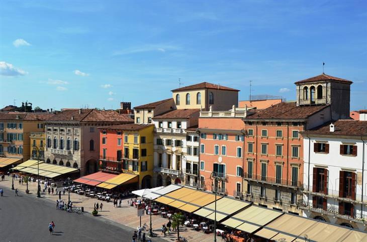 מסלול טיול באיטליה: ורונה