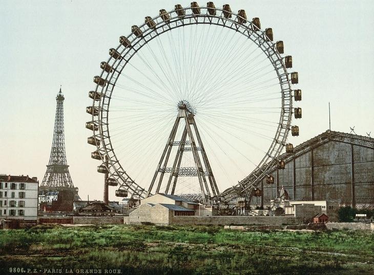 גלגל ענק בפריז
