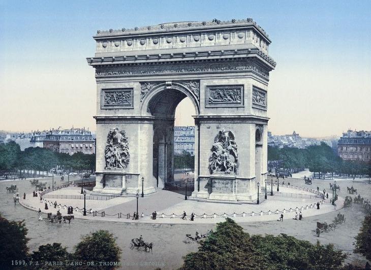 שער הנצחון בפריז