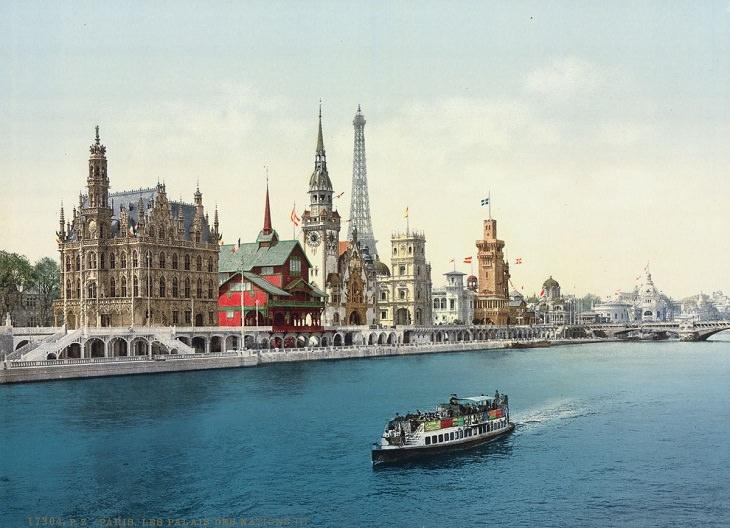 ביתני האומות בתערוכה העולמית של פריז