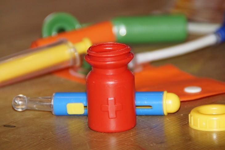 ערכת צעצוע של רופאים