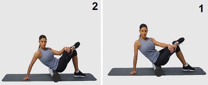 סיבוב השריר האגסי - טרום אימון