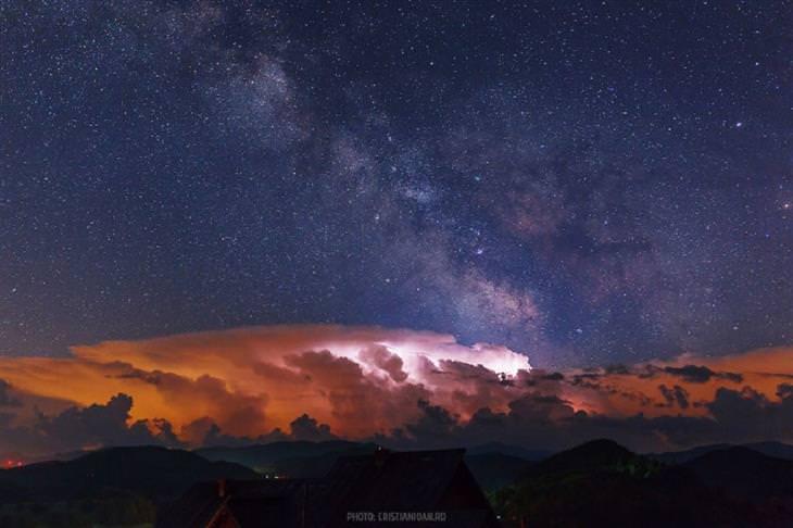 תמונות מרחבי רומניה: הרי פיאטרה קריולוי
