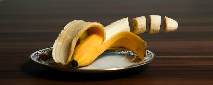 דברים שכדאי לדעת על פרוביוטיקה: בננה