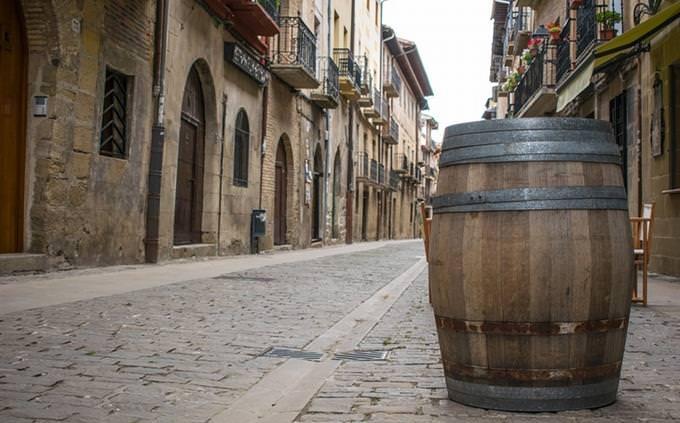 השפעות על העברית: רחוב בספרד