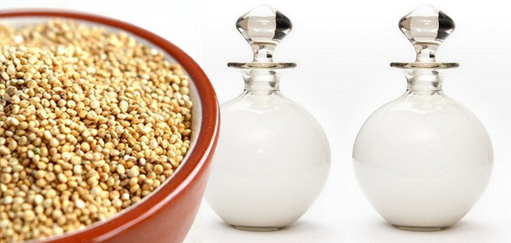 יתרונות חלב קינואה ומתכון: חלב קינואה