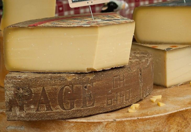 מעבר לדיאטה צמחונית או טבעונית: גלגלי גבינה