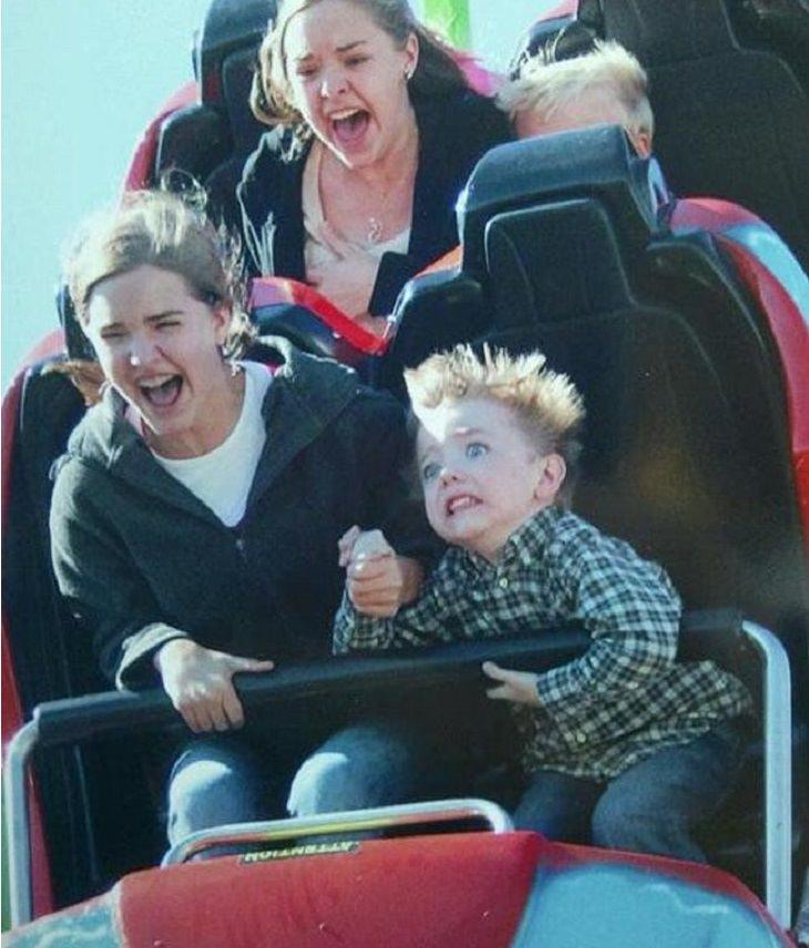 תמונות הורים מצחיקות