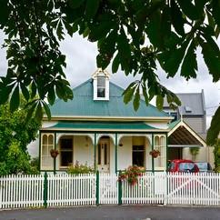 מה הבית שתבחרו מעיד על אופייכם: בית בסגנון קולוניאלי