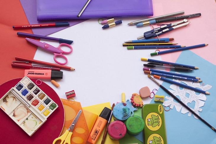 טיפים להצלחה בבית ספר ממורים: ציוד בית ספר