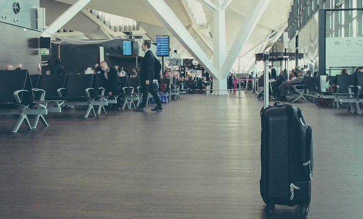 """יעדים לחגים בחו""""ל: טרמינל בשדה תעופה"""