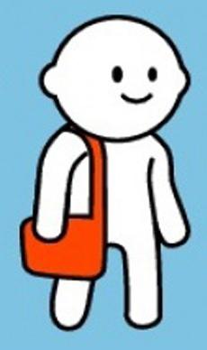 מה הדרך שבה אתם נושאים תיק יכולה לספר עליכם: על הכתף עם רצועה אחת