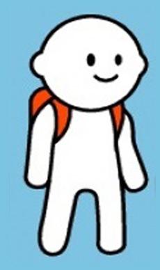 מה הדרך שבה אתם נושאים תיק יכולה לספר עליכם: על הגב עם שתי רצועות