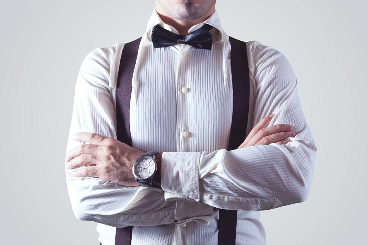 תפקיד הדירקטור: גבר בחליפה