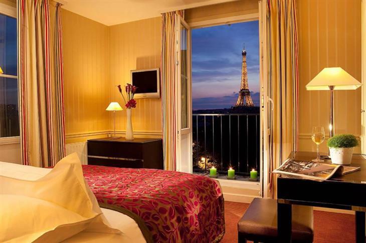 מלונות עם נוף מדהים