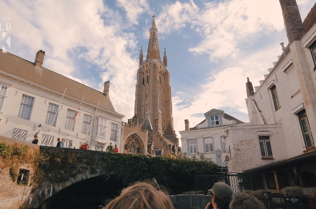 סרטון טיולים: ברוז', בלגיה