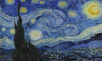 ליל כוכבים של ואן גוך