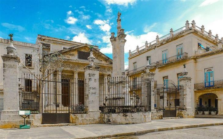 אתרי תיירות מומלצים בקובה: מרכז הוואנה העתיקה