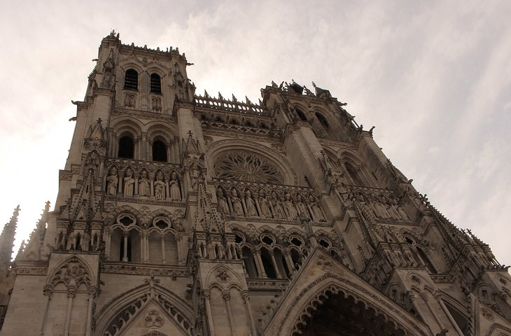 קתדרלת אמיין, אמיין, צרפת