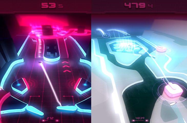 אפליקציות משחקים מומלצות: צילומי מסך מתוך PinOut