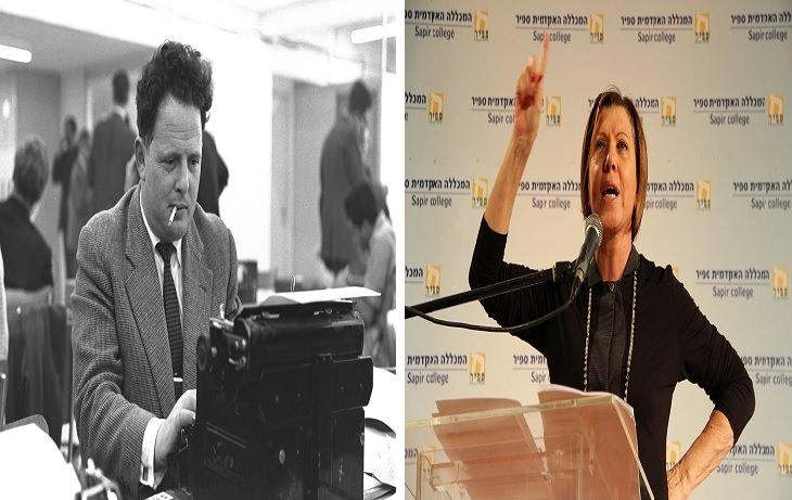 סכסוכים והתפייסויות בתרבות הישראלית: טומי לפיד וזהבה גלאון