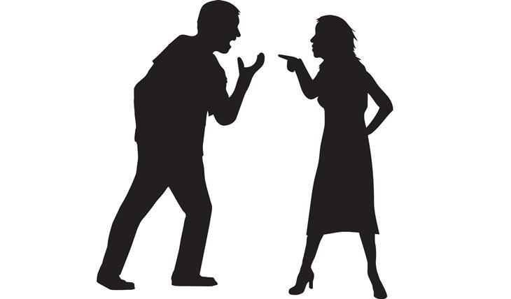 איך להתמודד עם בני זוג רגישים יתר על המידה: איור של בני זוג רבים