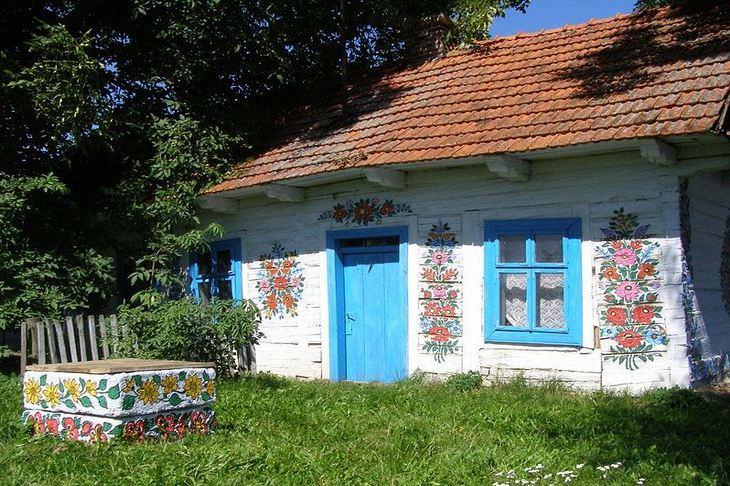 בתים צבעוניים: זליפיה