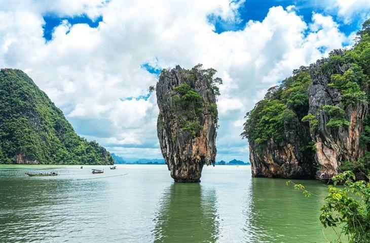 מפרצים: מפרץ פאנג נגה