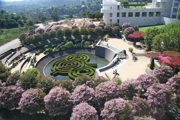 אטרקציות בלוס אנג'לס: מרכז גטי