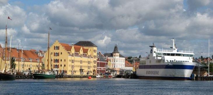 12 הערים המומלצות ביותר בדנמרק: סבנדבורג